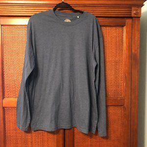 Prana Long Sleeve T-Shirt Men's XXL